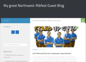 northwest-ribfest.com