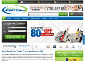 northwestcarparts.co.uk