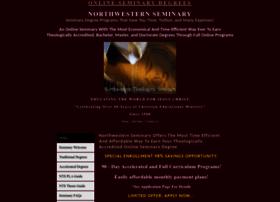 northwesternseminary.com