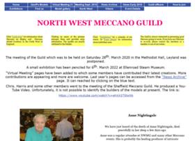 northwestmeccano.co.uk