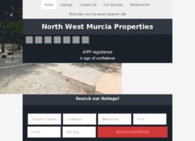 northwestmurciaproperties.co.uk