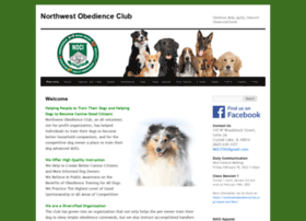 northwestobedienceclub.org
