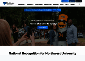 northwestu.edu