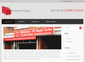 northwichpcrepair.co.uk