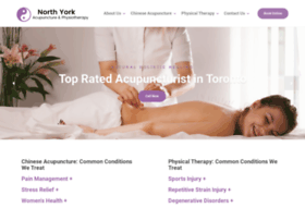 northyorkacupuncture.com