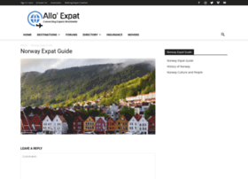 norway.alloexpat.com