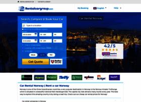norway.rentalcargroup.com