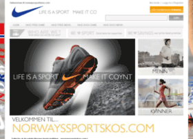 norwayssportsko.com