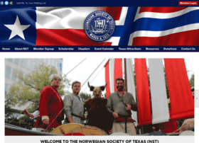 norwegiansocietyoftexas.org