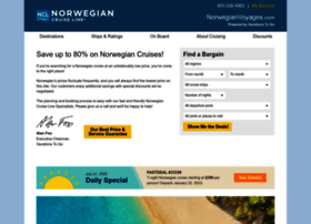 norwegianvoyages.com