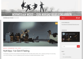 norwegianwood.org
