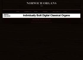 norwich-organs.co.uk
