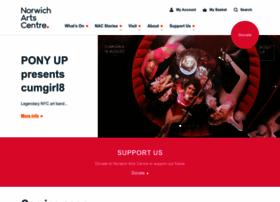 norwichartscentre.co.uk