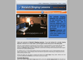 norwichsinginglessons.co.uk