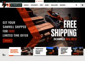 norwoodsawmills.com