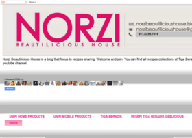 norzibeautilicioushouse.blogspot.com