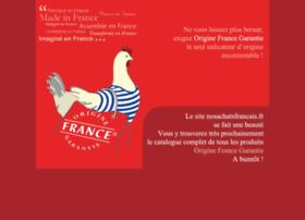 nosachatsfrancais.fr