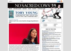 nosacredcows.co.uk