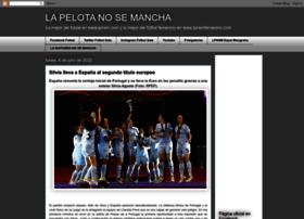 nosemanchalapelota.blogspot.com.es