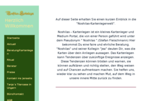 noshilas-kartenlegen.de
