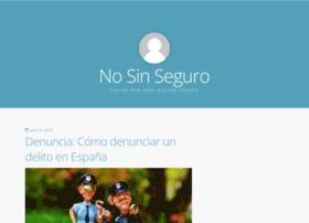 nosinseguro.es