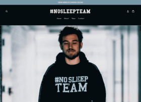 nosleepteam.com