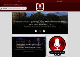nossafm105.com