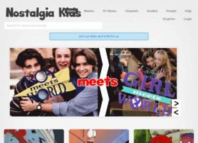 nostalgia90kids.com