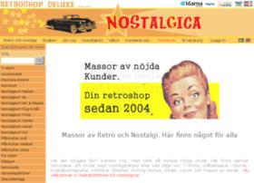 nostalgica.se