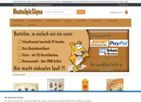 nostalgicsigns.de