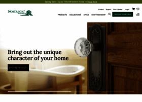 nostalgicwarehouse.com