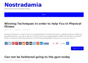 nostradamia.com