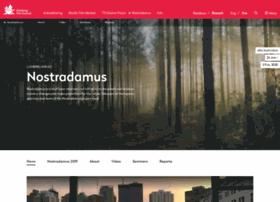 nostradamusproject.org