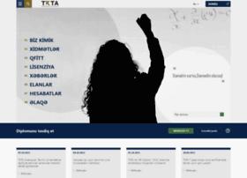 nostrifikasiya.edu.az