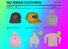 noswagclothing.bigcartel.com