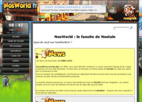nosworld.fr