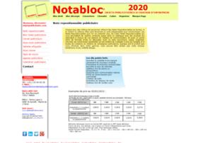 notabloc.com