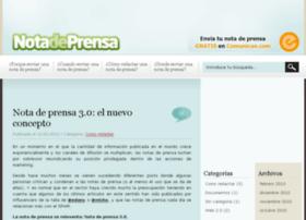 notadeprensa.es