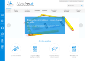 notaires.fr