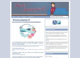 notamused.net