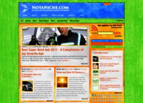 notaniche.com