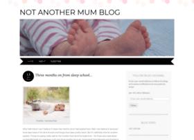 notanothermumblog.com