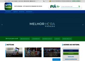 notaparana.pr.gov.br