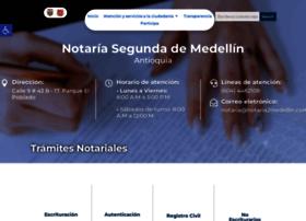 notaria2medellin.com.co