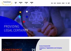 notaries-of-europe.eu