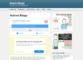 Notariomalaga.com