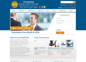 notarizers.ca