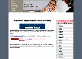notarypublicdirectory.com
