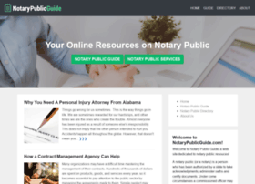 notarypublicguide.com