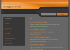 notdoppler.co.uk